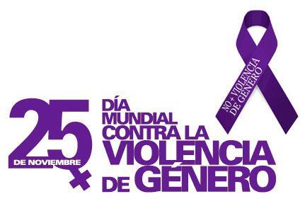 Dia internacional violencia de genero